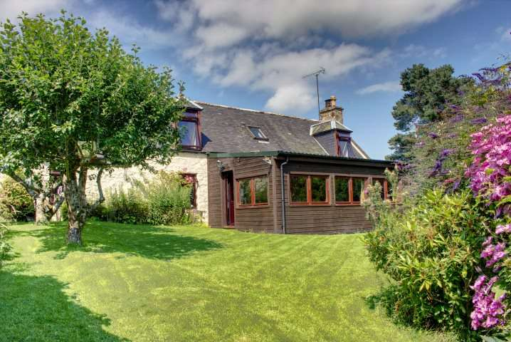4 Bedrooms Equestrian Facility Character Property for sale in Wester Chalder, Keith, Moray, AB55
