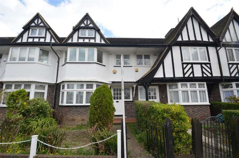 4 Bedrooms House for sale in Monks Drive, London, W3 0EB
