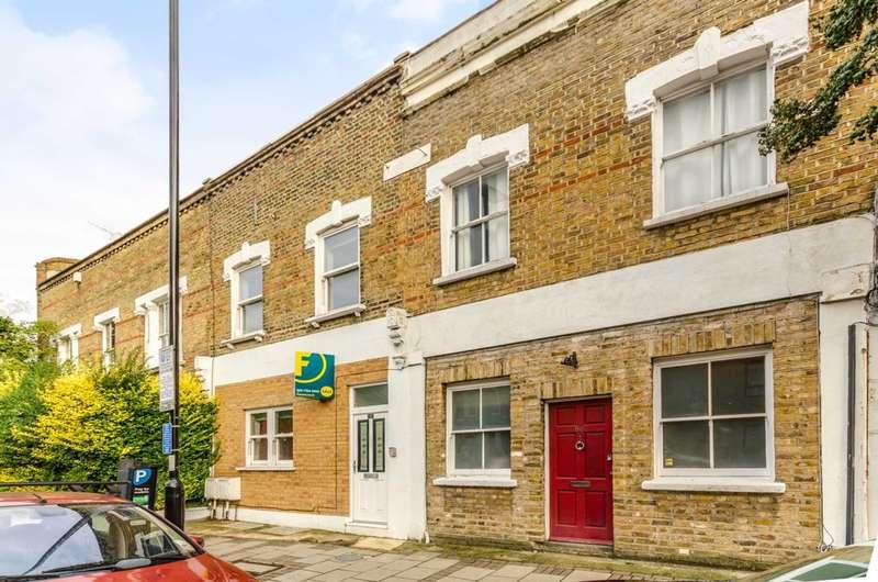2 Bedrooms Flat for sale in Riversdale Road, Islington, N5