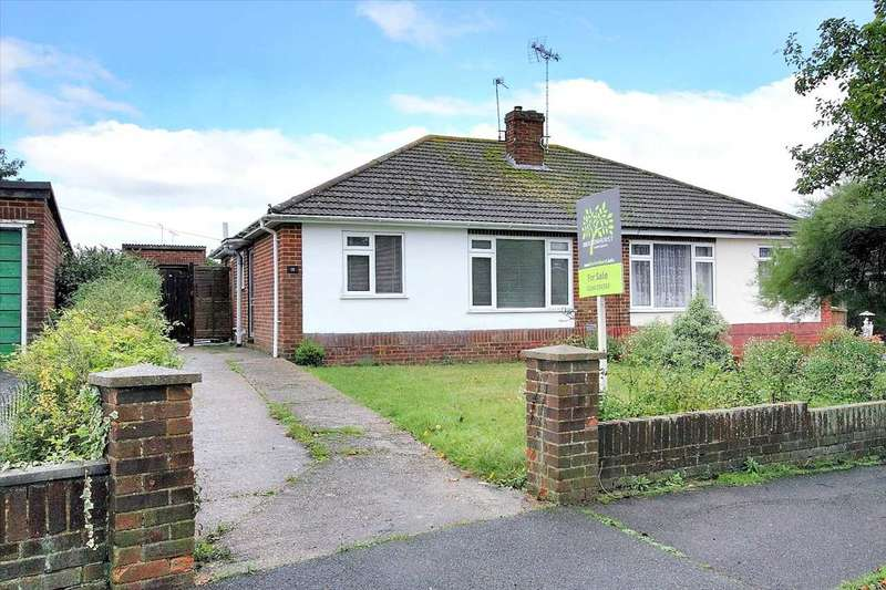 2 Bedrooms Bungalow for sale in Shakespeare Avenue, Andover