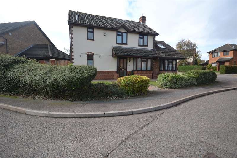 4 Bedrooms Detached House for sale in Archates Avenue, Chafford Hundred