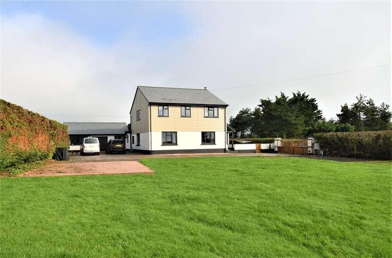 4 Bedrooms Detached House for sale in Sampford Peverell, Tiverton, Devon, EX16