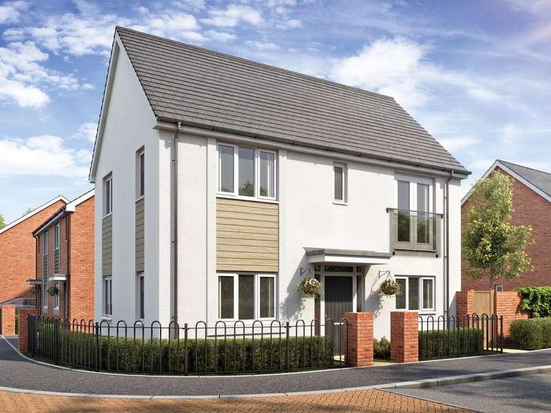 3 Bedrooms Detached House for sale in Cofton Grange, Cofton Hackett, Birmingham, B45