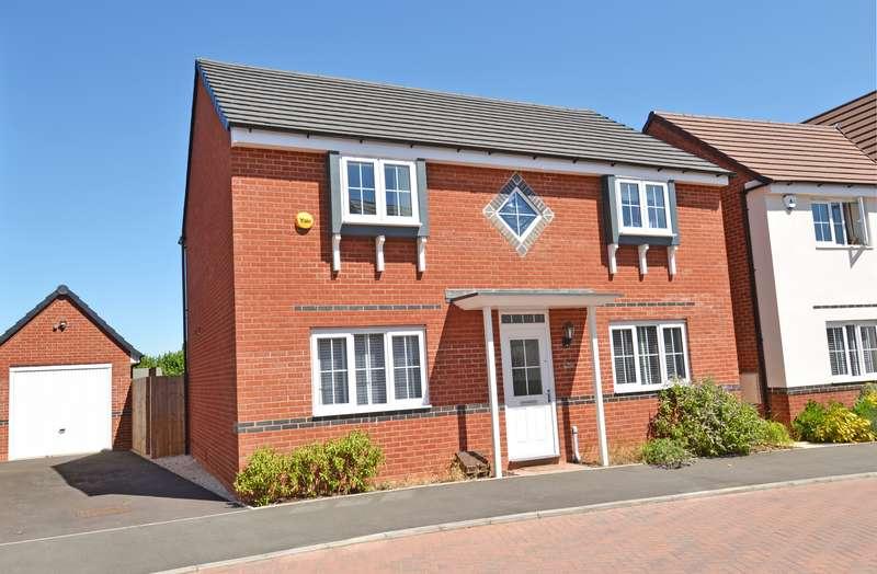 4 Bedrooms Detached House for sale in Rectory Gardens, Alvechurch, Birmingham, B48