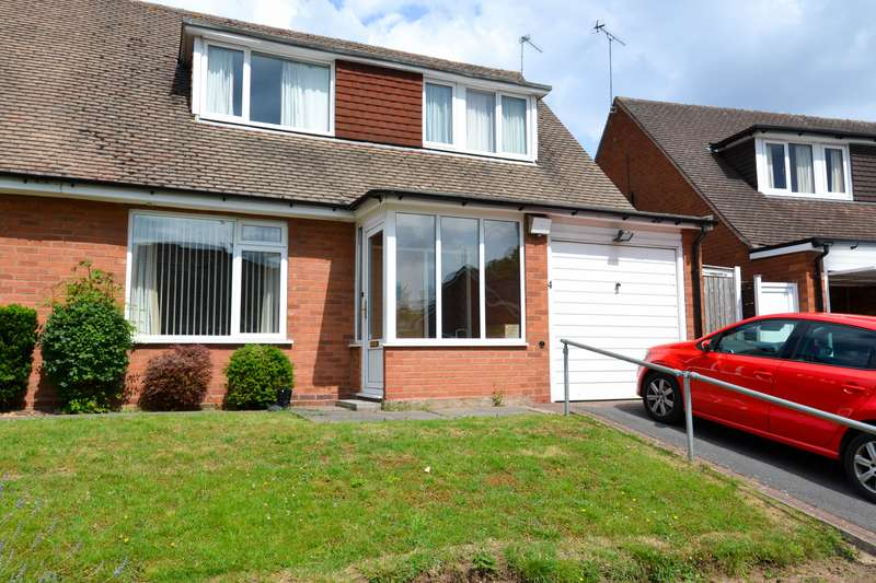 2 Bedrooms Semi Detached House for sale in Eymore Close, Bournville Village Trust, Selly Oak, Birmingham, B29