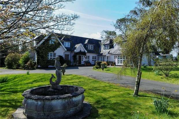 4 Bedrooms Detached House for sale in Strangford Road, Downpatrick, County Down