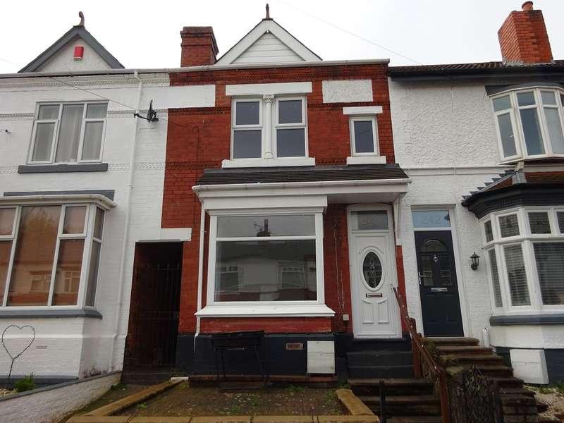 3 Bedrooms Property for sale in Galton Road, Bearwood, , B67 5JL