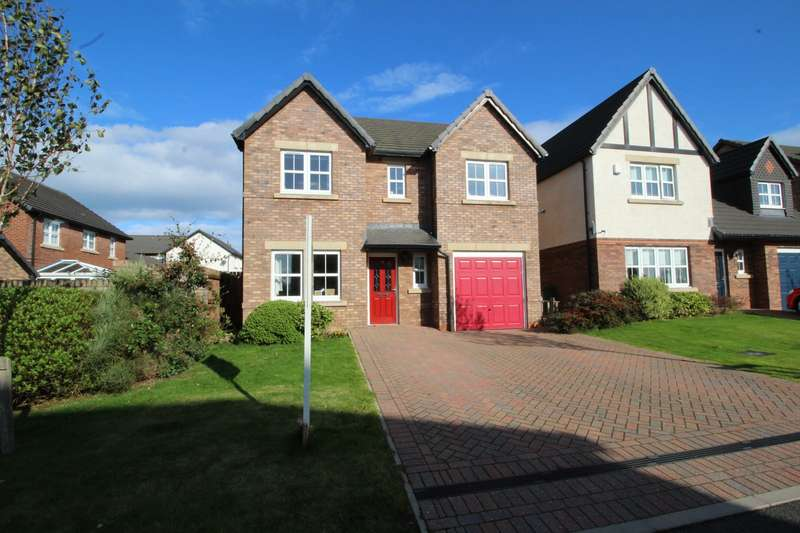 4 Bedrooms Detached House for sale in Charlton Way, Kingstown, Carlisle, Cumbria, CA6