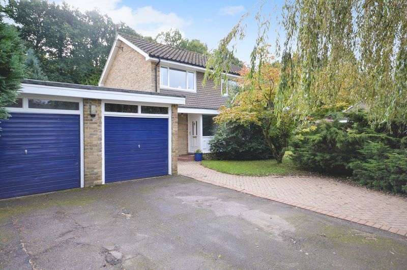 5 Bedrooms Property for sale in Backing onto woodland - Chestnut End, Headley