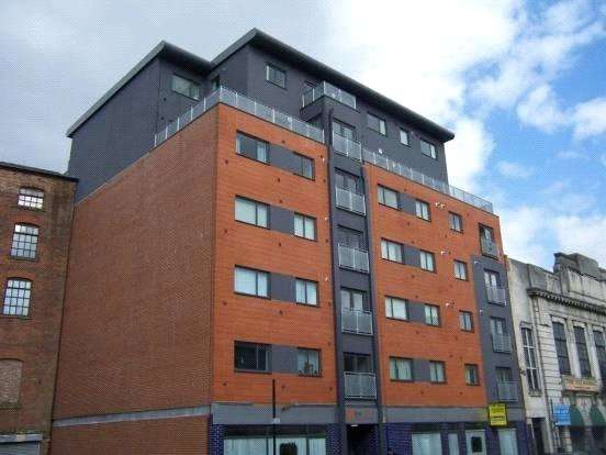 1 Bedroom Apartment Flat for sale in The Victory, 165 Union Street, Oldham, Greater Manchester, OL1