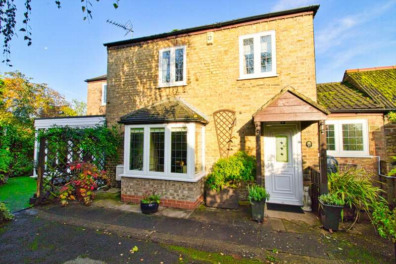 3 Bedrooms House for sale in North Green, Coates, Whittlesey, PE7