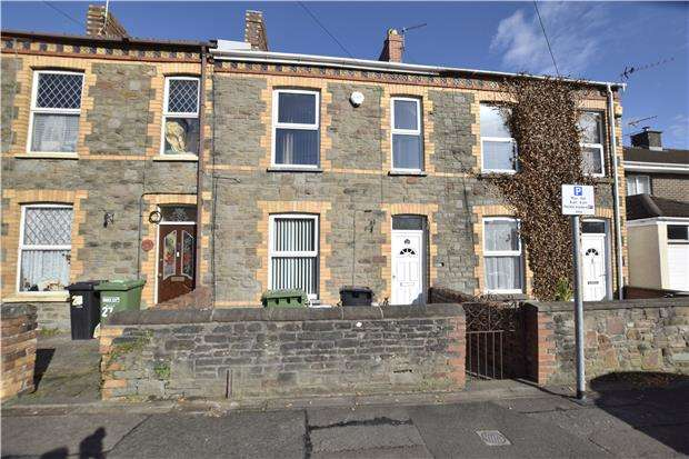 3 Bedrooms Terraced House for sale in Tower Road North, Warmley, BS30 8YE