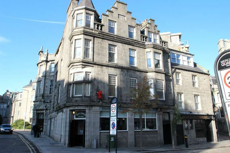 2 Bedrooms Flat for sale in Trinity Street, Aberdeen, AB11