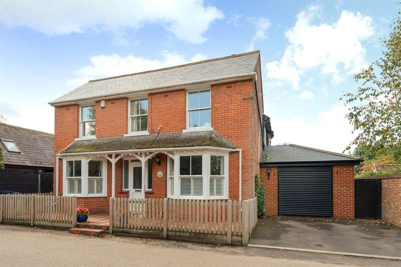 3 Bedrooms Detached House for sale in The Street, Ickham, Canterbury