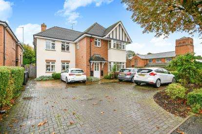 2 Bedrooms Flat for sale in Brookfield House, 20 South Parade, Sutton Coldfield, Birmingham