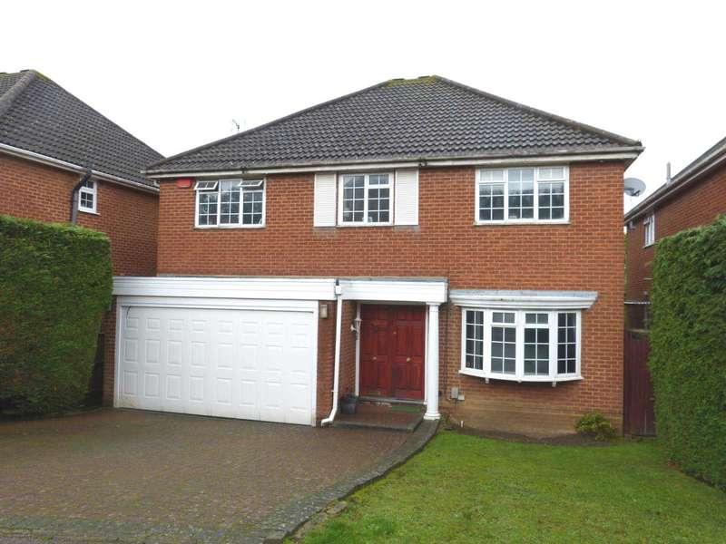 5 Bedrooms Detached House for sale in Nicholas Road, Elstree