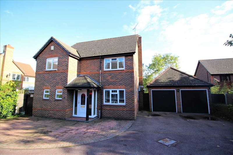 4 Bedrooms Detached House for sale in Mossbank, Meesons Lane
