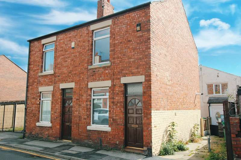 2 Bedrooms End Of Terrace House for sale in Lowe Street, Golborne, Warrington, Greater Manchester, WA3