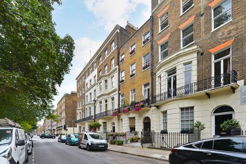 7 Bedrooms Town House for sale in Montagu Square, Marylebone W1H