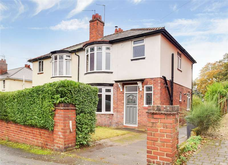 3 Bedrooms Semi Detached House for sale in 35 Reservoir Road, Kidderminster, Worcestershire, DY11