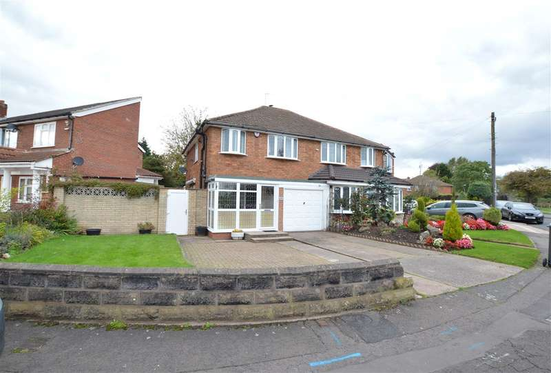 3 Bedrooms Semi Detached House for sale in Perry Park Crescent, Great Barr