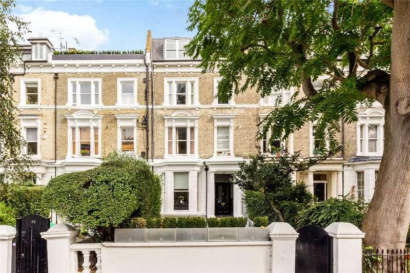 4 Bedrooms Flat for sale in Elsham Road, London, W14