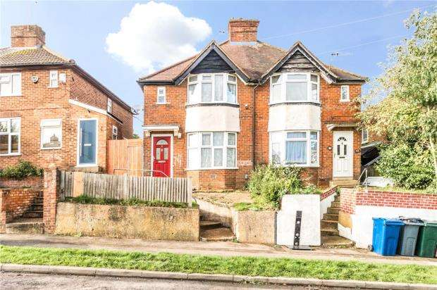 3 Bedrooms Semi Detached House for sale in Booker Lane, High Wycombe, Buckinghamshire