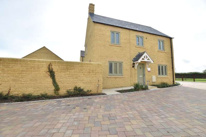 3 Bedrooms Detached House for sale in Maurice Gardens, Collin Lane, Willersey, Broadway, WR12