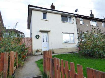 3 Bedrooms Semi Detached House for sale in Ribchester Avenue, Burnley, Lancashire