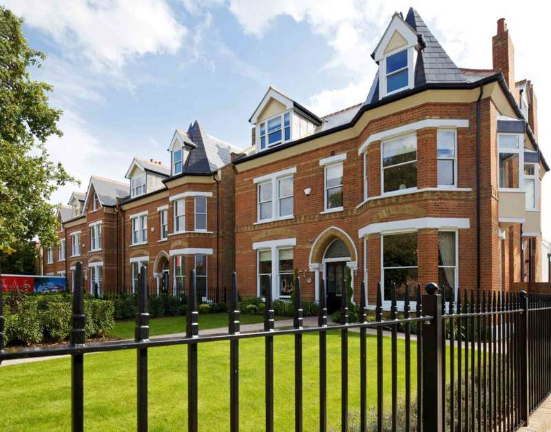 6 Bedrooms Detached House for rent in The Walpole Collection, Mattock Lane, W5