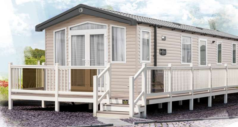 2 Bedrooms Caravan Mobile Home for sale in Bude Holiday Resort, Cornwall