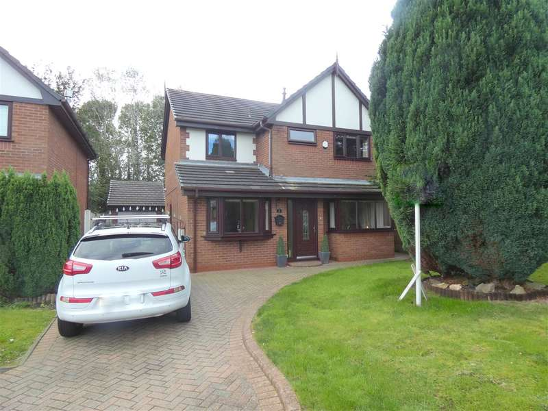 4 Bedrooms Detached House for sale in Oulton Lane, Huyton, Liverpool