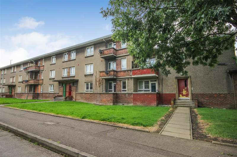 2 Bedrooms Flat for sale in Alexander Avenue, Grangemouth