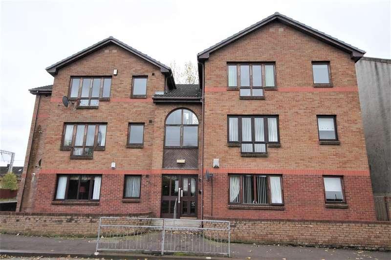 2 Bedrooms Flat for sale in Ross Street, Coatbridge