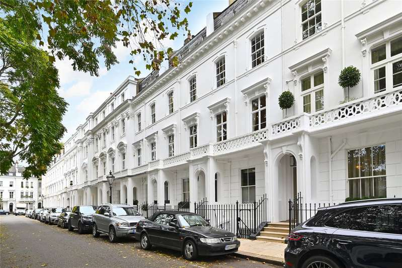 2 Bedrooms Flat for sale in Hereford Square, London, SW7