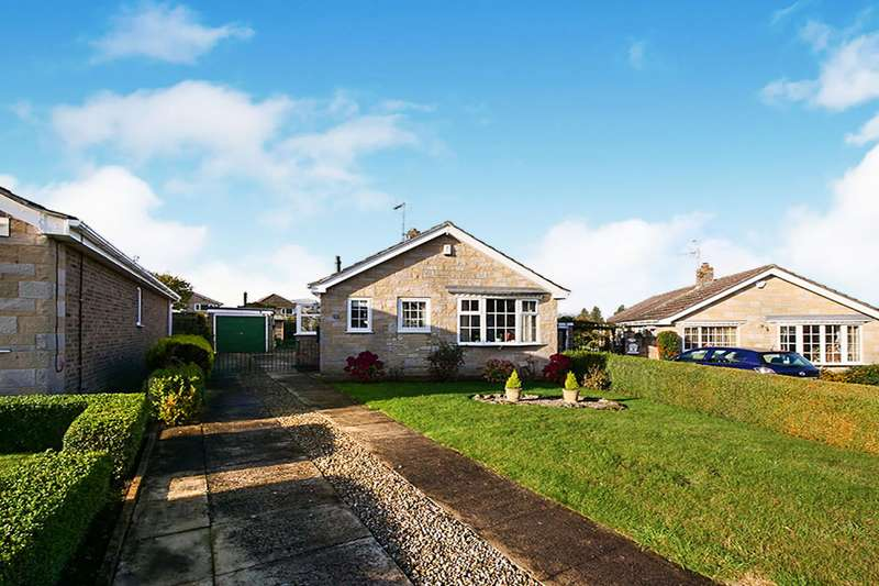 2 Bedrooms Detached Bungalow for sale in Cloverley Close, Stamford Bridge, York, East Riding of Yorkshi, YO41