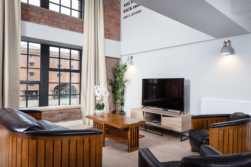 3 Bedrooms Apartment Flat for sale in Tobacco Warehouse, Stanley Dock, Regent Road, Liverpool, Liverpool, L3