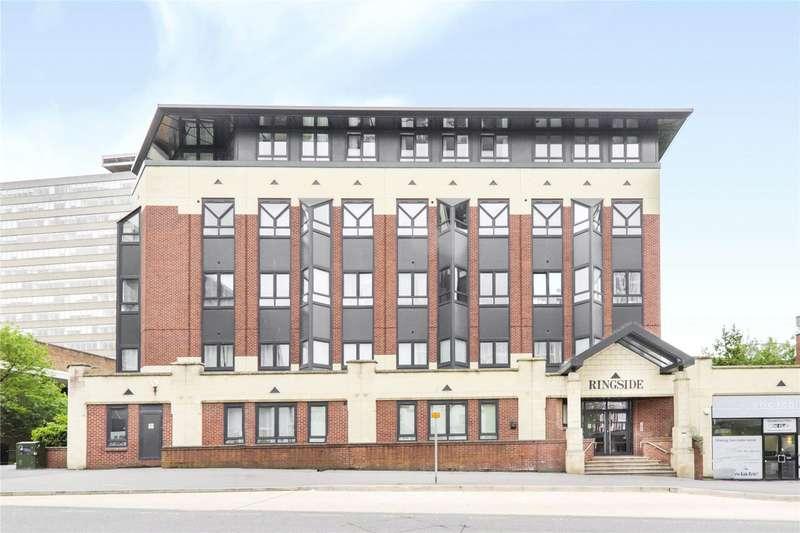 2 Bedrooms Apartment Flat for sale in Ringside, High Street, Bracknell, Berkshire, RG12