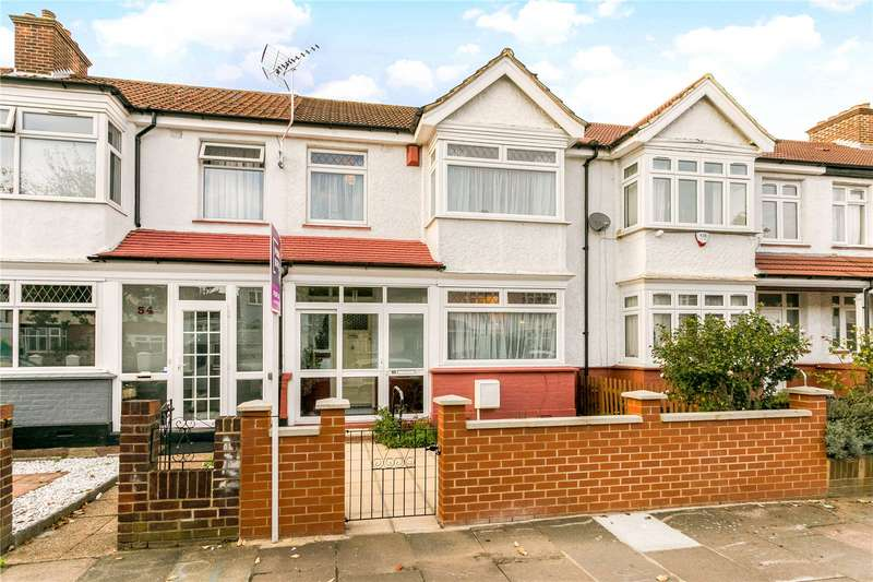3 Bedrooms Terraced House for sale in Manton Avenue, Hanwell, W7