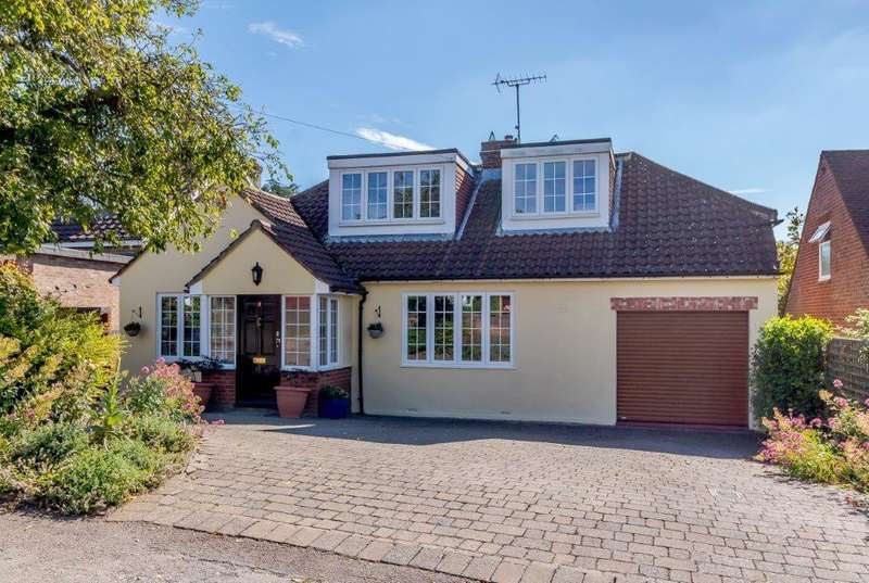 4 Bedrooms Detached House for sale in Heathbrow Road, Welwyn