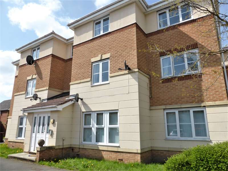 2 Bedrooms Ground Flat for sale in Townlands Close, Wombwell, Barnsley, S73 0BQ