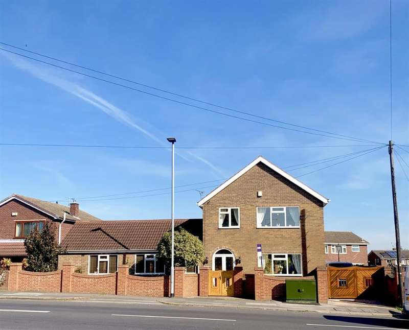 4 Bedrooms Detached House for sale in Angel Street, Bolton Upon Dearne, Rotherham, S63 8NA