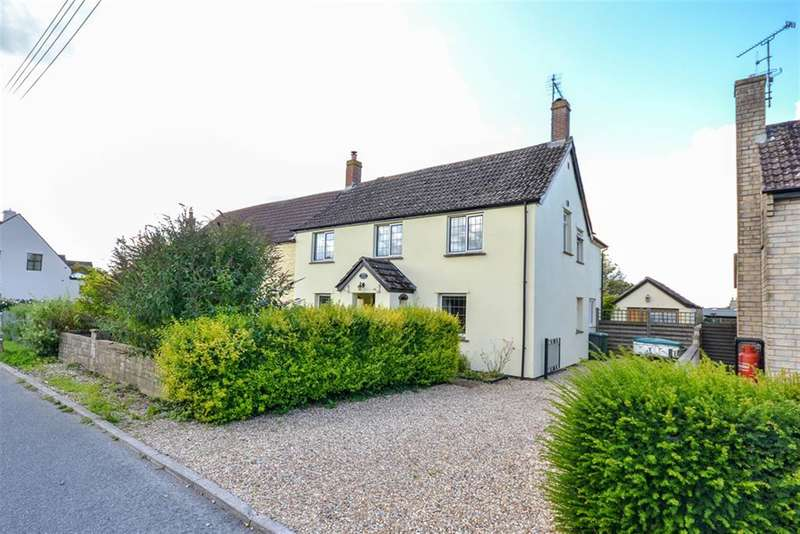 4 Bedrooms Cottage House for sale in The Green, Stone, Near Berkeley, GL13