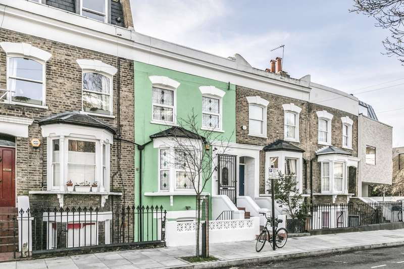 3 Bedrooms Terraced House for sale in Clonbrock Road, London, N16