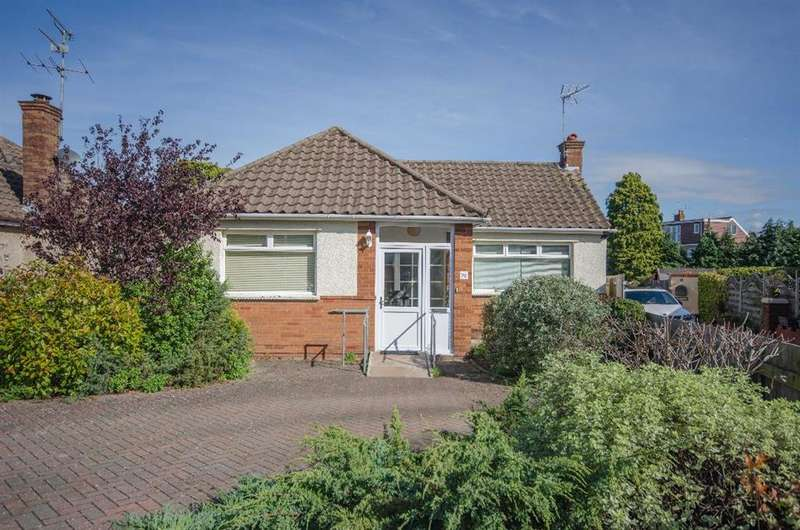 2 Bedrooms Detached House for sale in Oakdale Close, Downend, Bristol, BS16 6EB