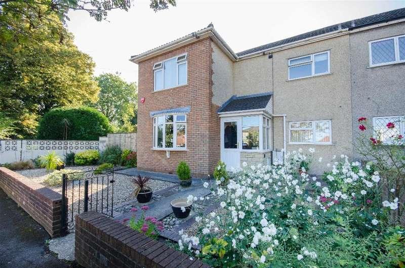 3 Bedrooms Semi Detached House for sale in Mangotsfield Road, Mangotsfield, Bristol, BS16 9JG