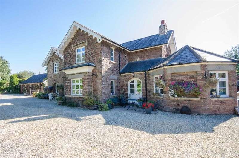 """4 Bedrooms Detached House for sale in """"Old Station Cottage"""", Bridge Road, Shortwood, Bristol, BS16 9NG"""