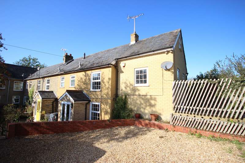 2 Bedrooms End Of Terrace House for sale in Sundon Cottages, Upper Sundon, Bedfordshire, LU3
