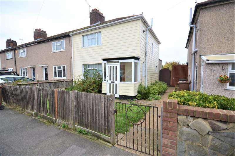 3 Bedrooms End Of Terrace House for sale in Scott Road, Chadwell St.Mary