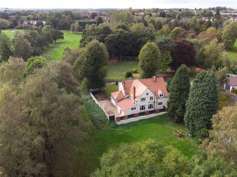 4 Bedrooms Detached House for sale in Gorst Hall, Barnetts Lane, Kidderminster, DY10